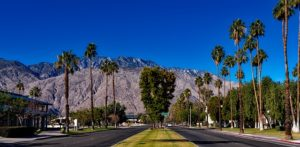 Palm Springs property management